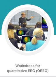 Workshops for quantitative EEG (QEEG)