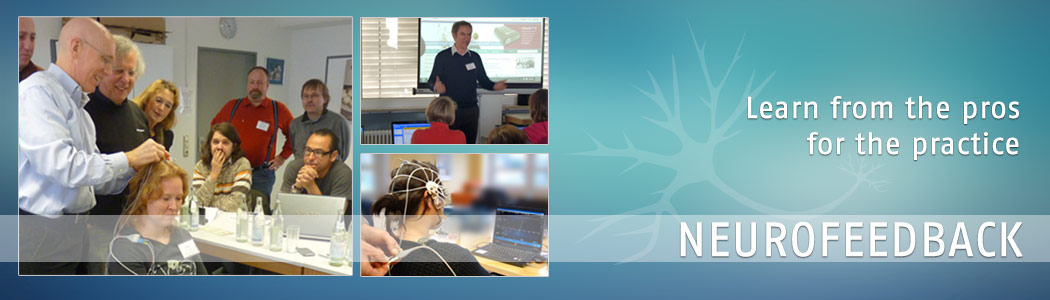 Neurofeedback learn from the pros for the practice