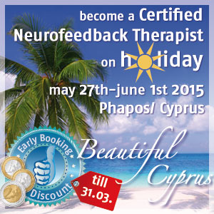 become a Certified Neurofeedback Therapist on holiday